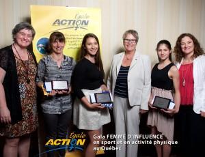 Bourse Lola – Appel de candidature pour les athlètes féminines de l'arrondissement de Rivière-des-Prairies–Pointe-aux-Trembles